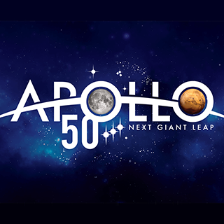 Apollo 50th Anniversary Image
